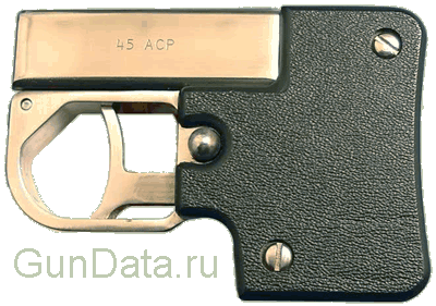 Пистолет Downsizer DWS (World's Smallest Pistol)